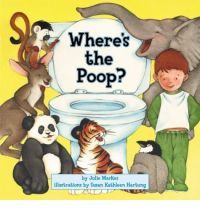 """Offers a creative introduction of potty training as various animals go about their business and then young readers lift-the-flaps to find the """"poop"""" in all types of places out in the wild, as well as at home."""