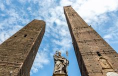 The Two Towers of Bologna, Bologna, Italy  #travel #worldtravel #traveltheworld #vacation #traveladdict #traveldestinations #destinations #holiday #travelphotography #bestintravel #travelbug #traveltheworld #travelpictures #travelphotos #trips #traveler #worldtraveler #travelblogger #tourist #adventures #voyage #sightseeing #Europe #Europeantravel #Bologna #Italy