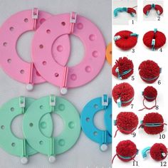 12Pcs 1Set SELF THREADING main aiguilles à coudre assorties PINS Craft Bricolage Outils