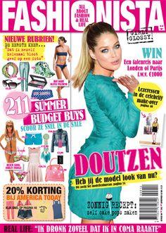 Fashionista Magazine 09-2012