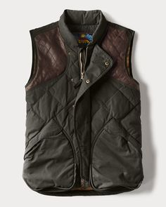 1936 Skyliner Model Hunting Down Vest | Eddie Bauer