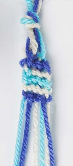 DIY Friendship Bracelets - DIY Jewelry DIY Bracelet