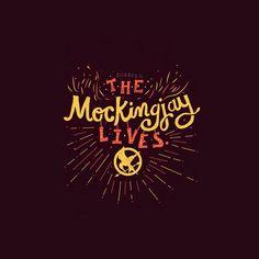 ~ The Mockingjay lives ~