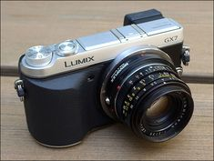 Panasonic Lumix GX7 with Leica Sumicron 35 mm lens