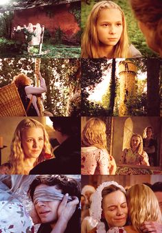 a list of favorite fairytale adaptations:Rapunzel,Germany, 2009