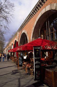 Viaduc des Arts, Avenue Daumesnil, Paris 12e
