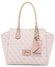 GUESS Park Lane Logo Avery Satchel - All Handbags - Handbags  amp   Accessories - Macy s cc1a26bd38042