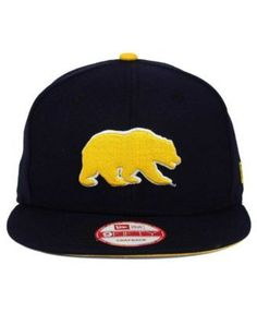 various colors 7bb87 3d498 New Era California Golden Bears Core 9FIFTY Snapback Cap - Blue Adjustable
