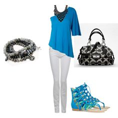 :), created by carissa-12 on Polyvore