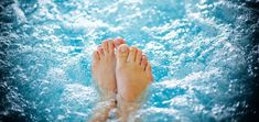Heart Pounding after Hot Tub ~ If you enjoy relaxing in a hot tub but have a heart condition, soak with caution. Medical experts say sudden or extended immersion in hot water can superheat your body and stress your heart.