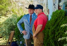 """Randy Martin """"The Lone Wolf"""" and Auctioneer-Myers Jackson"""