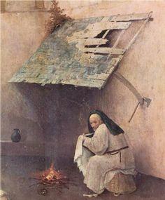 Adoration of the Magi - Hieronymus Bosch 1516