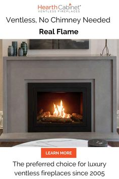 Basement Fireplace, Bedroom Fireplace, Home Fireplace, Fireplace Remodel, Modern Fireplace, Living Room With Fireplace, Fireplace Design, Fireplace Update, Gas Fireplaces