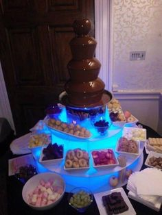 Chocolate Fountain 4 Tiers Fondue Tower Waterfall Commercial Wedding House Party Chocolate Fountain 4 Tiers Fondue Tower Waterfall Commercial Wedding H – DealsGuys Giant Chocolate, Hot Chocolate Bars, Delicious Chocolate, Chocolate Flavors, Melting Chocolate, Chocolate Recipes, Chocolate Fountain Wedding, Chocolate Fountain Machine, Chocolate Fountain Recipes