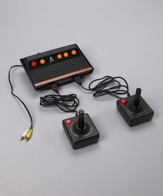Take a look at this Atari Flashback 3 by Get Gaming Collection on #zulily today! My family would LOVE this!