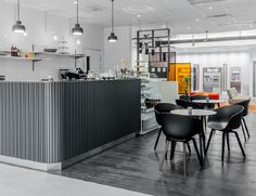 Sparbanken Rekarne - Jason Strong Photography - Architecture and Interiors