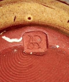 The Friars Pottery, Aylesford - AP mark dots