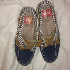 89a5f3fa6a8f09 Shop Women s Sperry Tan size Flats   Loafers at a discounted price at  Poshmark.
