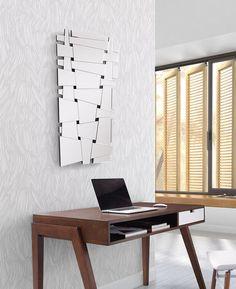 Zuo Modern 850108  Obtruse Mirror  in Clear