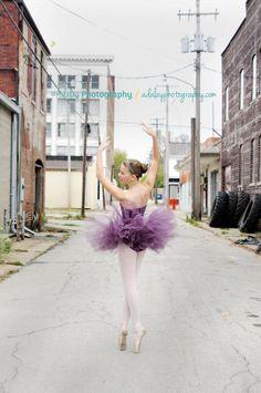 Senior Picture Ideas for Girls | ballerina | ballet | dancing