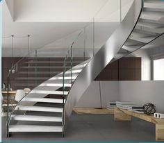 escaleras de acero estructural - Buscar con Google