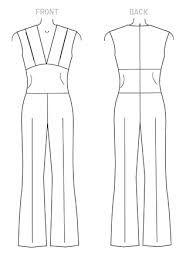 Image result for pattern jumpsuit