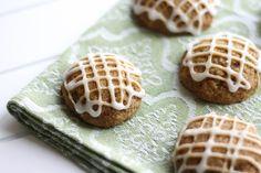 Pumpkin Molasses Cookies (gluten-free)