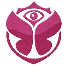 """TomorrowWorld logo + """"Tomorrow is a Mystery"""" = best grad cap ever!"""