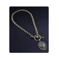Twilight Breaking Dawn Pt 2 Rosalie's Necklace Prop Replica ❤ liked on Polyvore