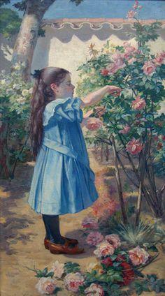 Francisco Antonio Cano Cardona Colombian Art, Painting, Inspiration, Artists, Origami, Canoe, Museums, Artworks, Roses
