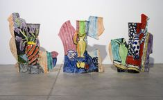 Betty Woodman - Artists - Locks Gallery