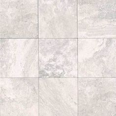 American Olean Laurel Heights Gray Summit Porcelain Tile x 18 . Ceramic Mosaic Tile, Porcelain Tile, Tiles Price, Tiles Online, Grey Tiles, Style Tile, Floor Design, House 2, Flats