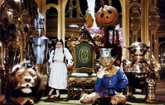 Return to Oz (1985) the first major film role for a young Fairuza Balk.