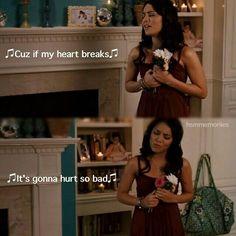 Walk away High School Musical 3 Vanessa Hudgens