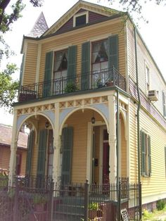 Jackson Ave, Uptown New Orleans
