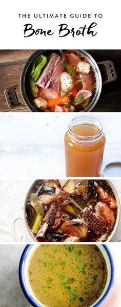 You can't open a magazine, turn on a cooking show or grab lunch at that new café without hearing someone talk about bone broth and how healthy it is for you. But what's the difference between this slow-cooked stock and regular soup? Your ultimate guide to bone broth is here.  Read and learn.