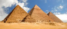 Egypt with especial interest in The Great Pyramids and The Valley of the Kings