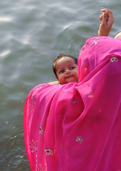 The Holy Ganga, Varanasi, Uttar Pradesh, India Copyright: William Wolny
