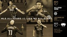 MLS vs. Liga MX! 2021 MLS All-Star Game set for August in LA   MLSSoccer.com Soccer Stadium, Soccer Fans, Los Angeles Events, Coach Of The Year, Happy Canada Day, Game Tickets, Major League Soccer, Major Events, Host Club