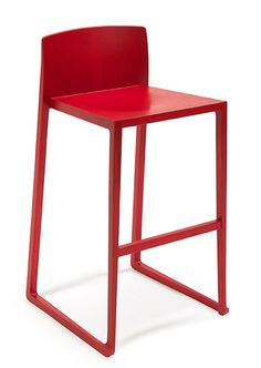 Why is it so hard to find the perfect stool for my kitchen?  This one comes close but in yellow please