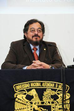 JOSÉ DE JESÚS GONZÁLEZ, NUEVO DIRECTOR DEL INSTITUTO DE ASTRONOMÍA