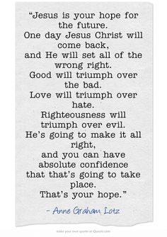 Good Triumphs Over Evil Quotes