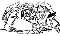 Transformers Prime - Knock Out & Breakdown, Scratch Behind Ear✶ #TransformersPrime #TFP #TV_Show