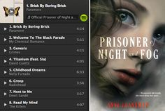 Reading Playlist: Prisoner of Night and Fog