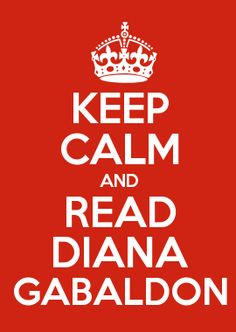 If you haven't read her Outlander series, start now! Assuming you like historical fiction, romance, Scotland, time travel- everything you can think of all rolled into one!