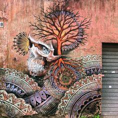 La street art abita al Quadraro Vecchio - Vie, piazze e parchi - Romadvisor offered by newsfromtshirts.com
