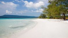 Koh Rong, Cambodia – The Complete Guide - The complete guide to Cambodia's beach island paradise, Koh Rong- 43km of mostly untouched perfect squeaky white sandy beach met my clear turquoise waters.