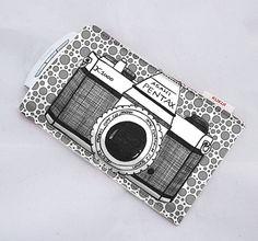 Funda para Móvil  Camara Fotos Vintage Phone case