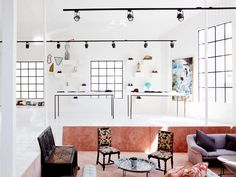 The interior designer and the tailor - desire to inspire - desiretoinspire.net