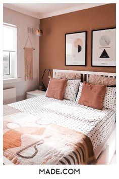 Bedroom Hacks, Home Bedroom, Bedroom Decor, Bedroom Wall Paint Colors, Room Inspiration, Living Room Decor, Home Furniture, Interior Design, Vestibule